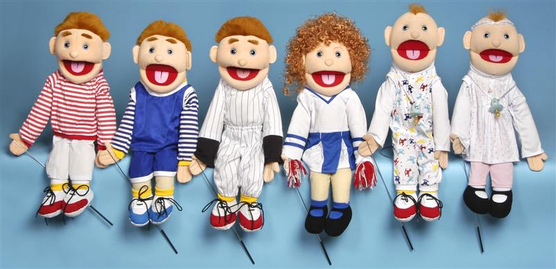Puppets of Praise